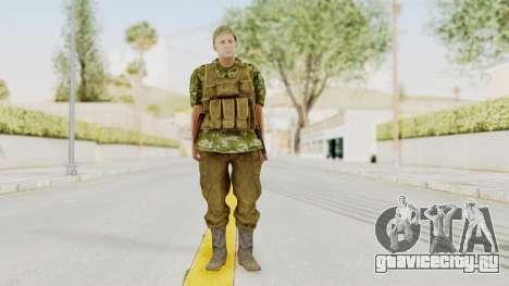 MGSV The Phantom Pain Soviet Union No Sleeve v2 для GTA San Andreas второй скриншот