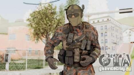 COD Black Ops 2 Cuban PMC 1 для GTA San Andreas