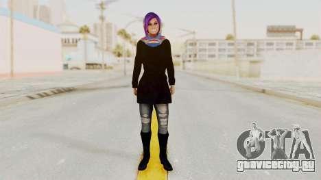Iranian Girl Skin v2 для GTA San Andreas второй скриншот