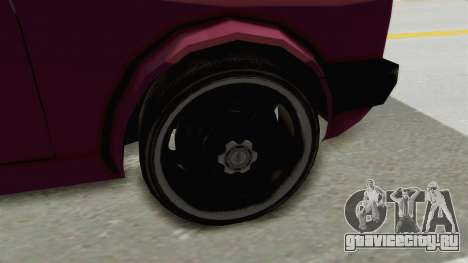 New Club Modification для GTA San Andreas вид сзади