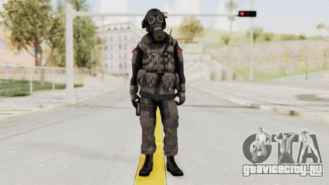 CoD MW3 Russian Military LMG Black для GTA San Andreas второй скриншот