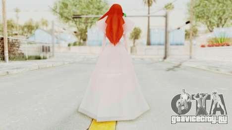 Ariel New Outfit v1 для GTA San Andreas третий скриншот