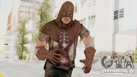 Assassins Creed Brotherhood - Executioner для GTA San Andreas