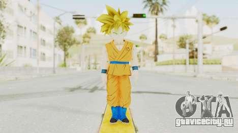Dragon Ball Xenoverse Gohan Teen DBS SSJ1 v2 для GTA San Andreas второй скриншот
