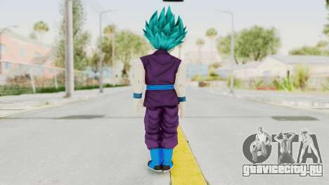 Dragon Ball Xenoverse Gohan Teen DBS SSGSS2 v1 для GTA San Andreas третий скриншот