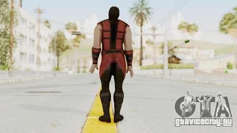 Mortal Kombat X Klassic Ermac для GTA San Andreas третий скриншот