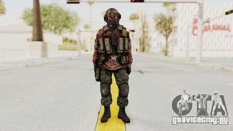 Battery Online Russian Soldier 7 для GTA San Andreas второй скриншот