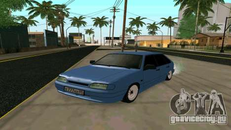 ВАЗ 2114 для GTA San Andreas