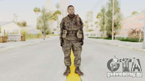 COD BO SOG Bowman v1 для GTA San Andreas второй скриншот