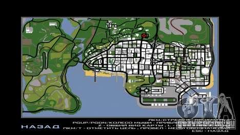 New Vinewood Russia для GTA San Andreas четвёртый скриншот