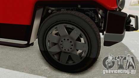 GTA 5 Karin Beejay XL IVF для GTA San Andreas вид сзади