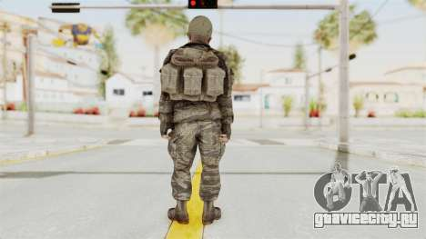 COD BO SOG Reznov v2 для GTA San Andreas третий скриншот