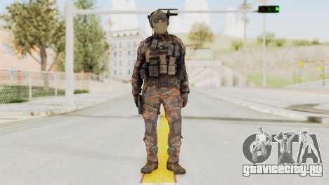 COD Black Ops 2 Cuban PMC 1 для GTA San Andreas второй скриншот