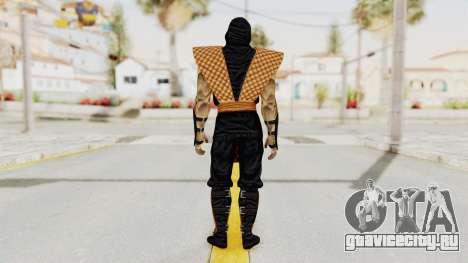 Tremor MK1 для GTA San Andreas третий скриншот
