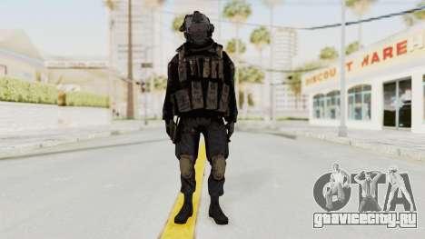 COD MW2 Shadow Company Soldier 1 для GTA San Andreas второй скриншот