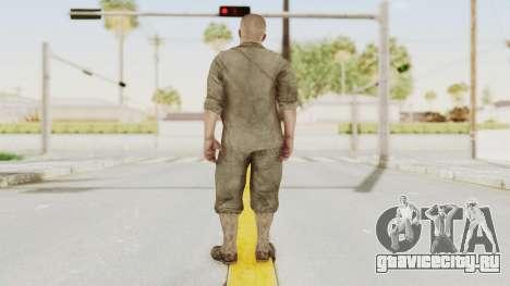 COD BO Dempsey для GTA San Andreas третий скриншот