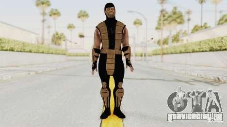 Mortal Kombat X Klassic Tremor для GTA San Andreas второй скриншот