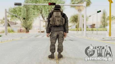 COD BO President Nixon Vietnam v2 для GTA San Andreas третий скриншот