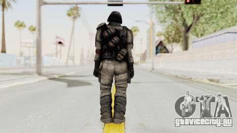 Helghan Assault Trooper without Pipes для GTA San Andreas третий скриншот