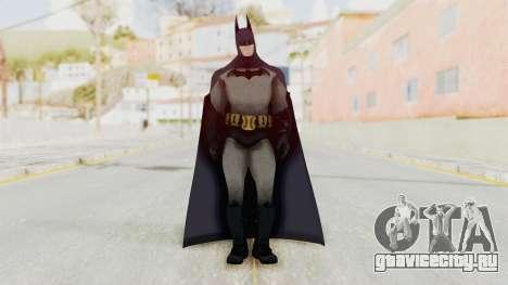 Batman Arkham City - Batman v1 для GTA San Andreas второй скриншот