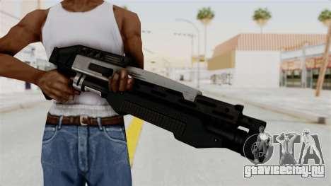 Killzone - LS13 Shotgun для GTA San Andreas третий скриншот