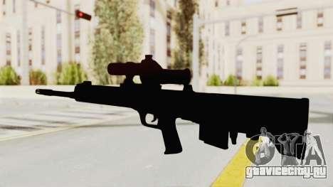 QBU-88 для GTA San Andreas третий скриншот
