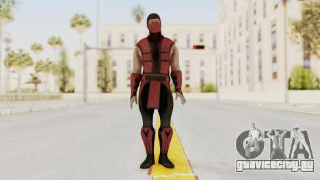 Mortal Kombat X Klassic Ermac для GTA San Andreas второй скриншот