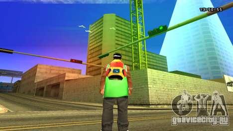 Colormod Easy Life by roBB1x для GTA San Andreas шестой скриншот