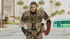 MGSV The Phantom Pain Venom Snake Wetwork