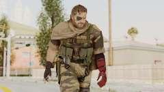 MGSV The Phantom Pain Venom Snake Scarf v2 для GTA San Andreas