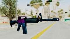 Vice M4 для GTA San Andreas