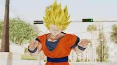 Dragon Ball Xenoverse Goku SSJ2