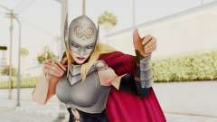 Marvel Future Fight - Thor (Jane Foster) для GTA San Andreas