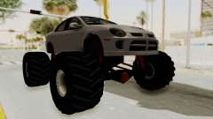 Dodge Neon Monster Truck для GTA San Andreas