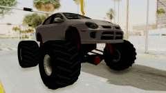 Dodge Neon Monster Truck