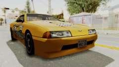Dewbauchee Elegy для GTA San Andreas