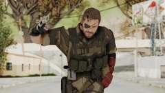 MGSV The Phantom Pain Venom Snake Splitter