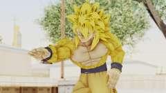Dragon Ball Xenoverse Goku SSJ4 Golden