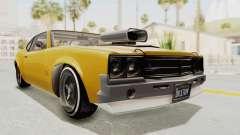 GTA 5 Declasse Sabre GT2 B IVF для GTA San Andreas