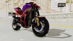 Kawasaki Ninja ZX-6R Stunter