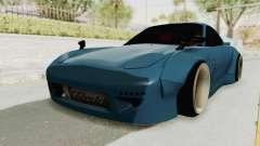 Mazda RX-7 FD3S Rocket Bunny v2 для GTA San Andreas