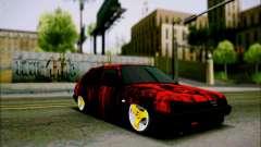 ВАЗ 2109 Злюка для GTA San Andreas