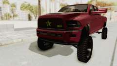 Dodge Ram Megacab Long Bed для GTA San Andreas
