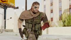 MGSV The Phantom Pain Venom Snake Scarf v6 для GTA San Andreas