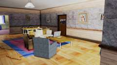 CJs House New Interior для GTA San Andreas