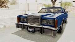 GTA 5 Dundreary Virgo Classic Custom v1 IVF для GTA San Andreas