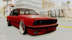 BMW M3 E30 Camber Low для GTA San Andreas