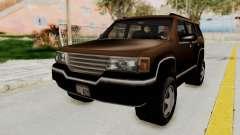 Landstalker from GTA 3
