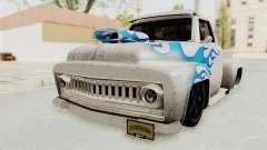 GTA 5 Slamvan Lowrider PJ1