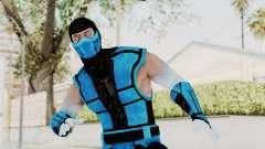 Mortal Kombat X Klassic Sub Zero UMK3 v2
